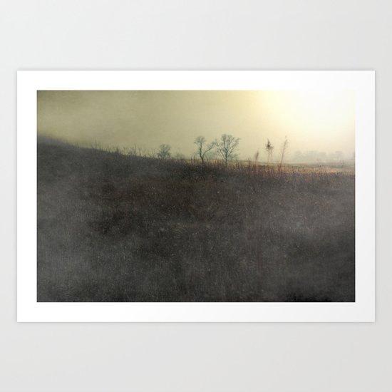 Prairiescape Art Print