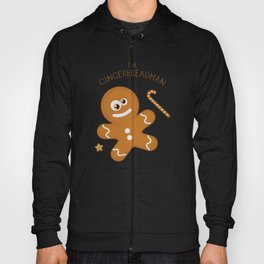 The Gingerbread Man Hoody