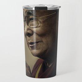 His Holiness The Dalai Lama Travel Mug