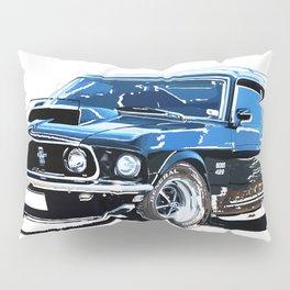 american muscle  Pillow Sham