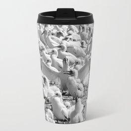 Fou de Bassan #3 Travel Mug