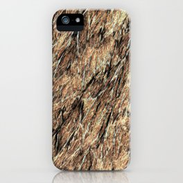 Grannys Hut - Structure 4A iPhone Case