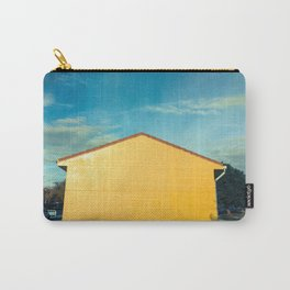Yellow (amarillo) Carry-All Pouch