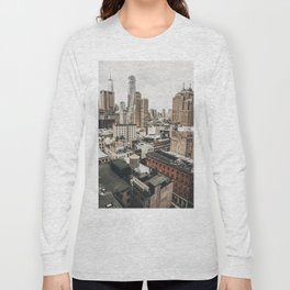New York City View Long Sleeve T-shirt