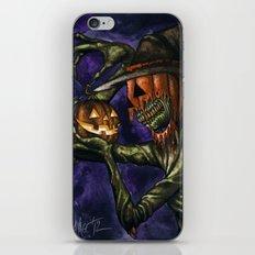 Hobnobbin' with a Goblin iPhone & iPod Skin