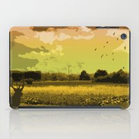 wildlife iPad Cases featuring Wildlife by Sergio Silva Santos