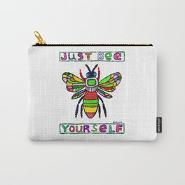 Just Bee Yourself Carry-All Pouch