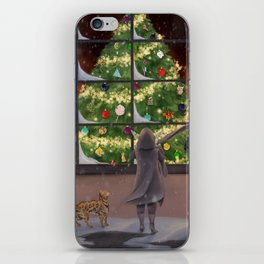 Mighty Nein - Critmas - Critical Role iPhone Skin