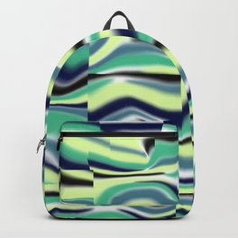 Abstract pattern 155 Backpack