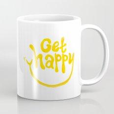 Get Happy! Mug