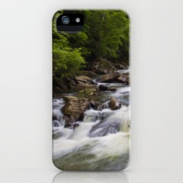 Glade Creek iPhone Case
