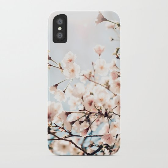 Lightness of Being iPhone Case