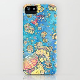 Jellyfish Lake iPhone Case