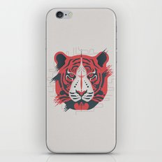 Tiger Tiger iPhone & iPod Skin