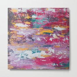 Abstract painting 125 Metal Print