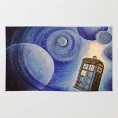 TARDIS Rug