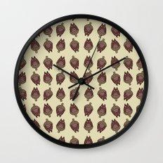 Acorn Spirit Wall Clock