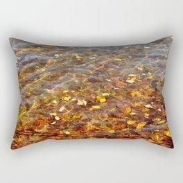 Fall in the Water 56 Rectangular Pillow