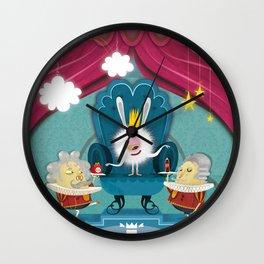 Monster pwale Wall Clock