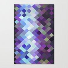 Pixelate III Canvas Print