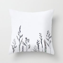 SPRING COLLECTION / Botanical flowers 1/9 Throw Pillow