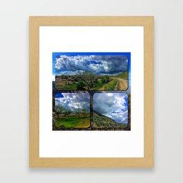 San Jacinto CA Framed Art Print