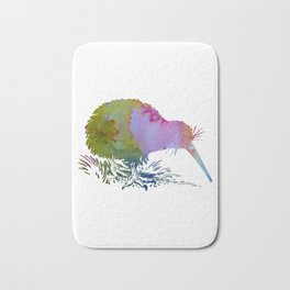 Kiwi Bird Bath Mat