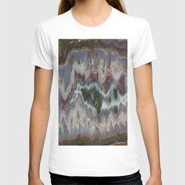 Cady Mountain Banded Agate T-shirt