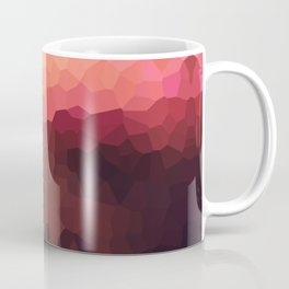 Abstraction. Sunset . Coffee Mug