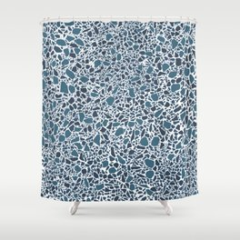 Terrazzo AFE_T2019_S5_4 Shower Curtain