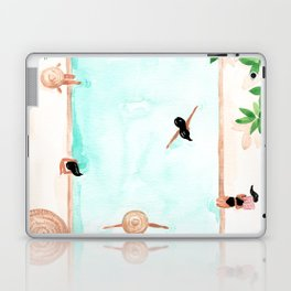Pool Day Laptop & iPad Skin