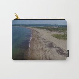 Hidden Beaches of the Ocean State, Rhode Island Carry-All Pouch