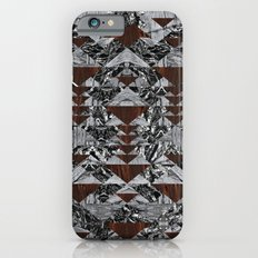 Wood Galaxy Slim Case iPhone 6s
