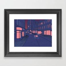 ARTE N° 23 Framed Art Print