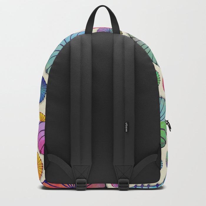 Coctail Umbrellas - Summer Memories Backpack