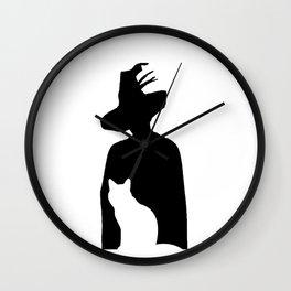 McGonagall Wall Clock