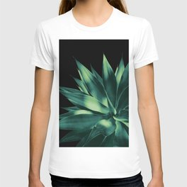 Agave Vivid Delight #2 #tropical #decor #art #society6 T-shirt