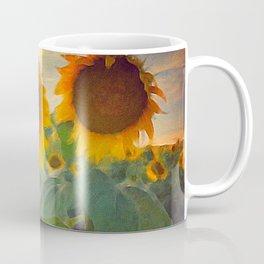 favorite sunset view Coffee Mug