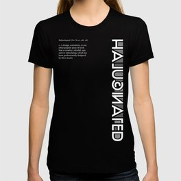 Halucinated Defined Remix T-shirt