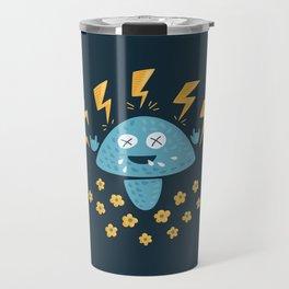 Heavy Metal Mushroom Travel Mug