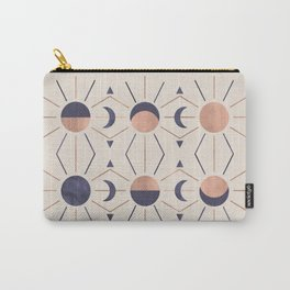 Moon and Light Rosè Version Carry-All Pouch