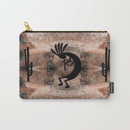 Kokopelli Southwest Desert Carry-All Pouch