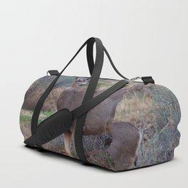 Zion Deer Duffle Bag