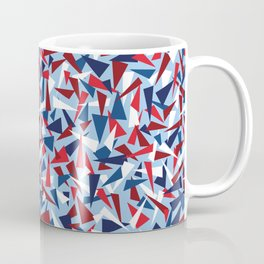Breaking the Glass Ceiling! 2020 Red, White, & Blue Coffee Mug