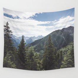 Tatra Mountains Wall Tapestry