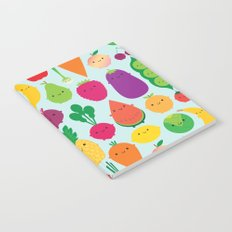 5 A Day Notebook