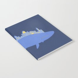 Whale City Notebook