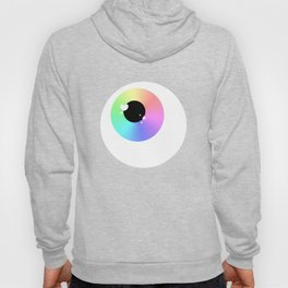 Lovely Sparkly Rainbow Eyeballs Hoody