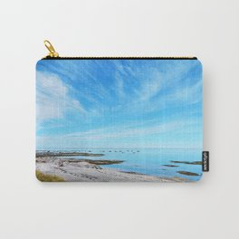 Big Blue Calm Carry-All Pouch