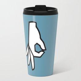 Made Ya Look Travel Mug